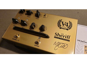 Victory Amps V4 The Sheriff (78432)