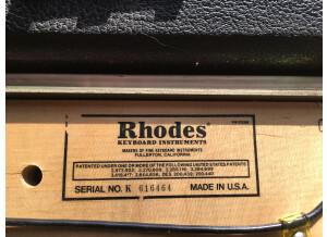 Rhodes Mark I Stage 88
