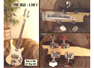 Rickenbacker 4001 Chris Squire