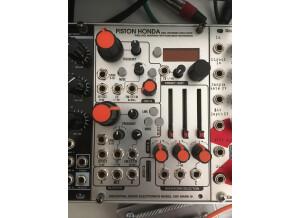Industrial Music Electronics Piston Honda Mark III