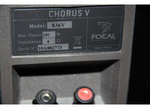 JMlab Chorus 836v