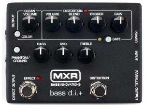 MXR M80 Bass D.I. + (36932)