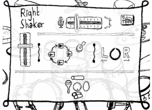 18 Shaker Element