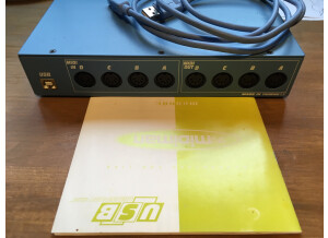 M-Audio Midisport 4x4 (87969)
