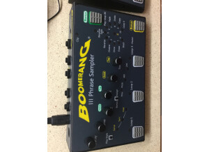 Boomerang III Phrase Sampler (96039)