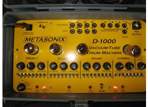 Metasonix D-1000 Vacuum Tube Drum Machine (64338)