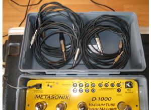 Metasonix D-1000 Vacuum Tube Drum Machine (16471)