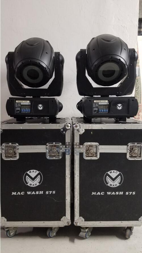 Mac Mah Mac Wash 575 (57547)