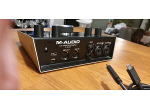 M-Audio M-Track 2x2M (97830)