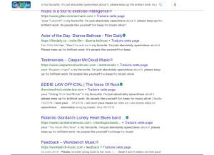 google_audiofanzine