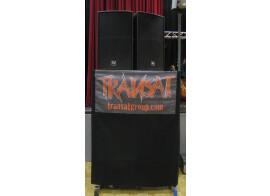 Vends sono complète ELECTRO-VOICE Xi-1152/64 X-ARRAY et Subs MTL2 + amplis LAB-GRUPPEN fp10000Q et fp3400 + DRIVERACK PA DBX