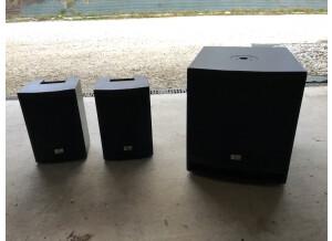 the box CL 108/115MKII Basis Bundle