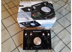 M-Audio M-Track 2x2M (71977)