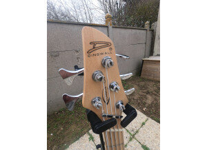 Dingwall Combustion 5 Maple