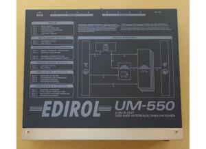 Edirol UM-550
