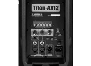 Wharfedale Titan AX12