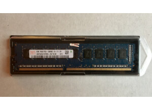 Apple DDR3 1333 MHZ/PC3-10600E 2 Go RAM (43995)