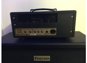 Friedman Amplification Pink Taco