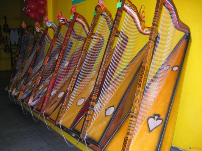 harpe andine