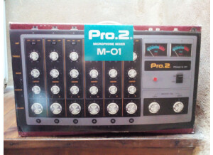 Boss KM-6A Mixer