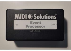Midi Solutions Event Processor