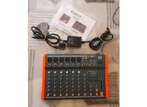 Ibiza Sound MX801
