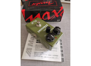 Maxon D&S Distortion/Sustainer Reissue