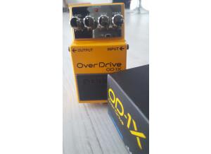 Boss OD-1X (7469)
