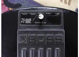 Boss FV-300L Foot Volume/Expression