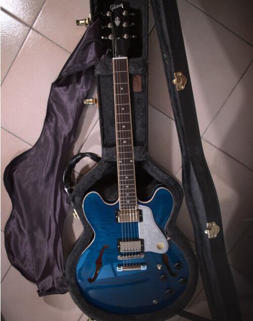 Gibson ES-335 Dot Plain Gloss (3260)