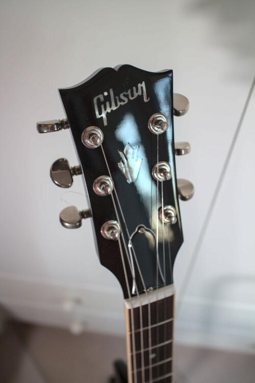 Gibson ES-335 Dot Plain Gloss (84606)