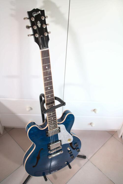 Gibson ES-335 Dot Plain Gloss (32340)