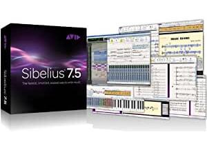 Avid Sibelius 7.5