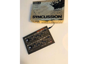 The Human Comparator Syncussion SY-1 (3070)