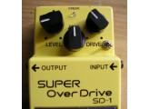 BOSS SD1 Super overdrive Radikal audio Mod