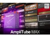 Vends IK Multimedia AmpliTube MAX V4