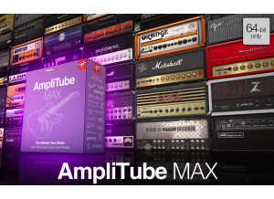IK Multimedia AmpliTube MAX (89812)