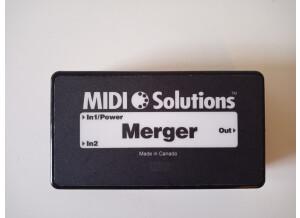 Midi Solutions Merger
