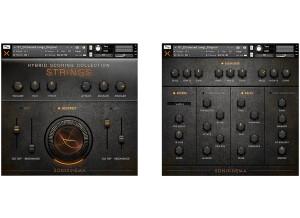 Sonixinema Hybrid Scoring Collection: Strings