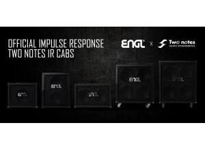 Two Notes Audio Engineering ENGL Pro Ir Pack