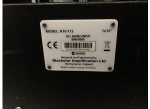 Blackstar Amplification HT-112 (39454)