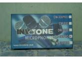 AV Micro Chant à Condensateur Unidirectionnel INVOTONE CM550Pro