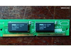 Korg Exb - Pcm08