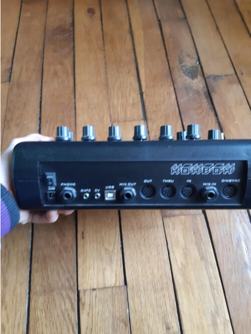 Mode Machines tb bassline xoxbox (62920)