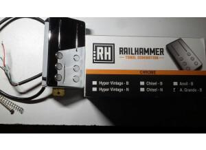 Railhammer Alnico Grande