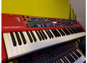 Clavia Nord Stage 2 EX Compact 73 (44623)