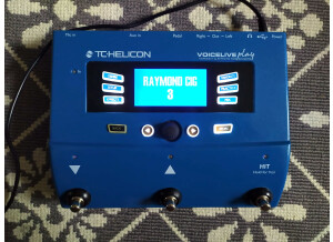 TC-Helicon VoiceLive Play (85617)