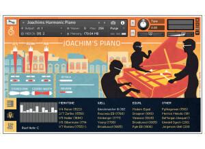 Versilian Studios Joachim's Piano
