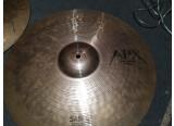 cymbales Sabian crashes