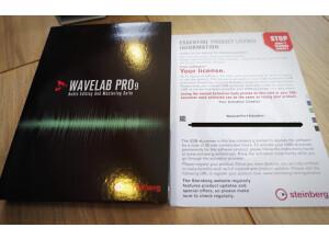 Steinberg WaveLab Pro 9.5